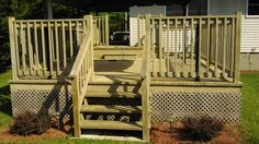 Deck repair and staining Deck Repair, Garden Bridge, Outdoor Structures, Pictures, House, Photos, Home, Homes, Grimm