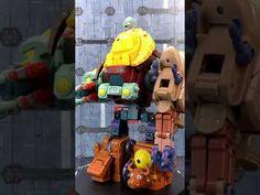 Zombot Robot Convertible - Plants vs Zombies Zombie 2, Plants Vs Zombies, Legos, Convertible, Robot, Toys, Lego Craft, Activity Toys, Lego