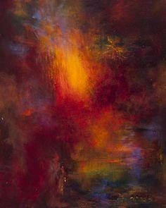 "Saatchi Online Artist Rikka Ayasaki; Painting, ""Boulogne forest 7017"""