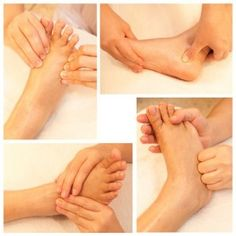 The Art, Science and Benefits of Reflexology and Free Reflex Chart