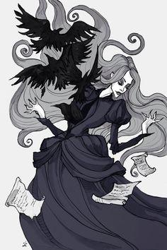 Black Soul by IrenHorrors.deviantart.com on @deviantART