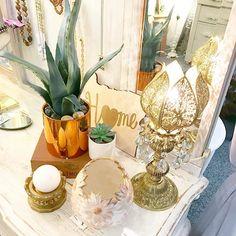 Super sweet ornate lamp