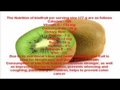 Kiwi is extremely rich in vitamin C – content is many times more than any other citrus fruit and 10 times more than in lemons