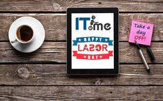 Happy Labor Day! The IT industry is one of the fastest growing industries in America. Develops need a break too from all the 1s and 0s they're programming. It's time for some barbeque and beer!