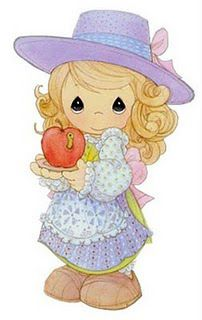 Clip Art - PM - Have an apple