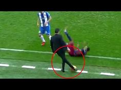 0ab750e0d Crazy Managers Skills in Football Match ○ HD - YouTube Football Match