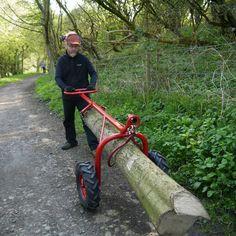 Log Lift n Shift, Log Arch
