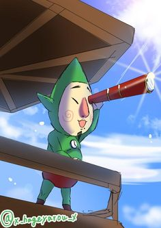 Tingle #TWWHD by 白亜卯蘭