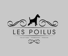 Logo Design by artistik for High end dog grooming company logo branding - Design #4285091