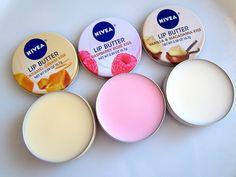 Nivea- lip balm-Maquillage/Make Up Mac Makeup, Skin Makeup, Makeup Cosmetics, Beauty Makeup, Beauty Skin, Nivea Lip Butter, Mascara Hacks, Baby Lips, Lip Cream