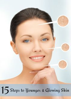 Best Anti Aging Skin Care Regimen To Turn Back The Clock. #antiaging #wrinkles #younger #skincare
