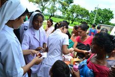 Church steps up relief efforts with survey and medicines 28 july