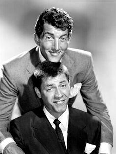 Dean Martin and Jerry Lewis..They were my favorite comedy team of all time!!