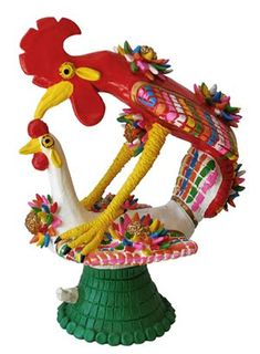 Latest House Designs, Galo, Arte Popular, Love Symbols, Traditional Design, Portugal, Folk Art, Retro Vintage, Arts And Crafts