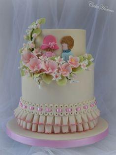 Romantic Valentine's Day Cake