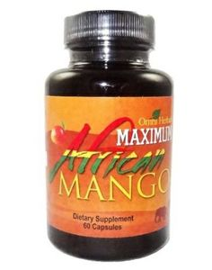 MAXIMUM African Mango - A simple Internet search for African Mango and any major television program will give back many results. Even Dr. Oz has stated on his show just how effective African Mango is for losing weight in a healthy and safe manner.