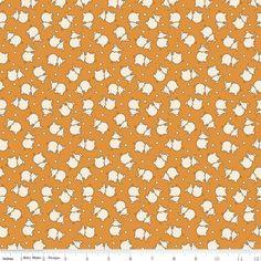 """""""Toy Chest 2""""-Toy Elephant Orange for Penny Rose Fabrics"""