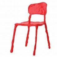 Clay dining chair - Maarten Baas