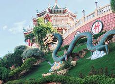 Taoist Temple ~ Cebu City, Philippines #Taoist #Temple #Cebu #Philippines #Travel #Asia