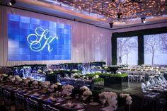 """KM Events'in Raffles Hotel'de hazırladığı """"cennet bahçesi"""" temalı unutulmaz düğün…  /  The memorable """"Garden of Eden"""" themed wedding prepared by KM Events at the Raffles Hotel…"""