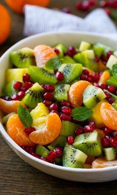 Winter Fruit Salad. | healthy salads | | healthy salads clean eating | | healthy salads recipes | #healthysalads #healthysaladscleaneating #healthysaladsrecipes https://www.tigermedical.com