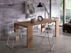 T022 Golietta Console to Dining Table by Ozzio