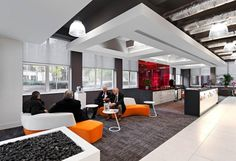 Office Designs Where Workstyle Meets Lifestyle