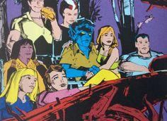 X-Men & New Mutants