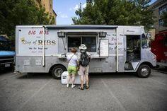 Globe Magazine: The complete guide to Boston's food trucks