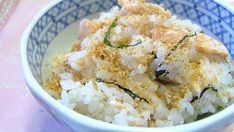 Salmon Seasoned Rice