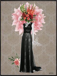 RUNWAY  por Ana Paula Hoppe Runway, Clip Art, Victorian, Crown, Princess, Flowers, Dresses, Fashion, Frames