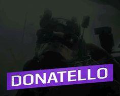 Donnie! #tmnt