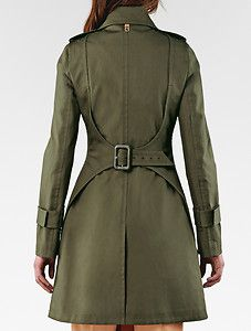 $550 New Mackage Flore Trench Coat Size s P | eBay