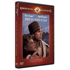 Pour qui sonne le glas Avec Gary Cooper et Ingrid Bergman - DVD