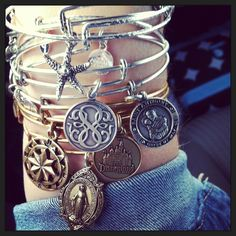 Alex and Ani. LOVE these!