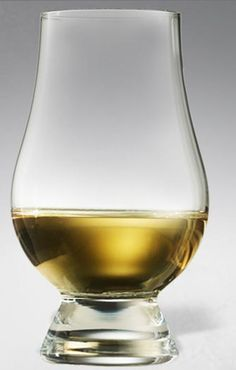 The Glencairn Glass - The only whiskey glass you'll ever need. Do the water of life right.