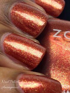 Zoya's Ignite Fall 2014 Collection Review- Autumn #zoya #ZoyaNailPolish #NailPolish