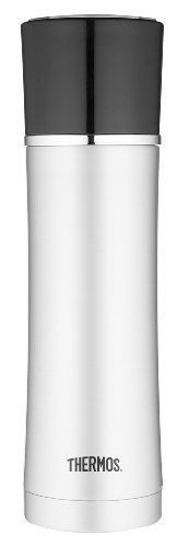 The slick design of this Thermos flask has been one of my main model inspirations for my own design