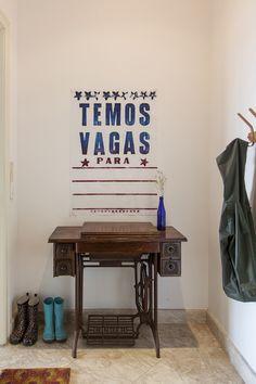 Open house - Estéfi Machado. Veja: casadevalentina.c... #decor #decoracao #interior #design #casa #home #house #idea #ideia #detalhes #details #openhouse #style #estilo #casadevalentina