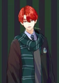 if park jimin is a student in hogwarts