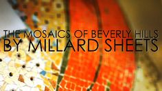 Millard Sheets led a dynamic studio of artists who created memorable art for Home Savings and Loan and other businesses throughout southern California. This video…