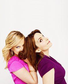 Amy and Tina.