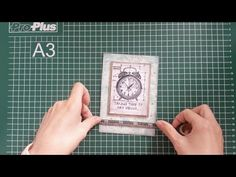 Made by Sannie: STAMPtember Challenge Blog hop with video tutorial
