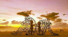 Sevgiyle dolup taşan festival: Burning Man | Gaia Dergi