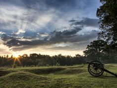 Aside from Appomattox, the Fredericksburg and Spotsylvania County Memorial National Military Park is perhaps the most prolific Civil War site in Virginia.
