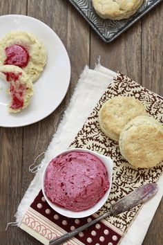 Whipped Cranberry Butter  Butter and Cranberry Sauce...Easy!
