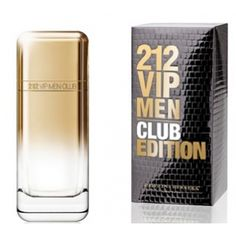 212 VIP Men Club Edition by Carolina Herrera (2015) — Basenotes.net