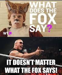 The Rock Meme