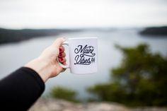 Maine Vibes Mug by eandhcreates on Etsy