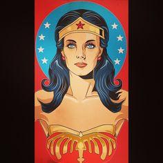 Wonder Woman by Jeff T. Owens